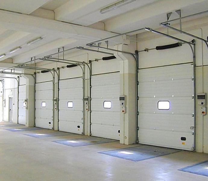 Watchman Sectional Doors